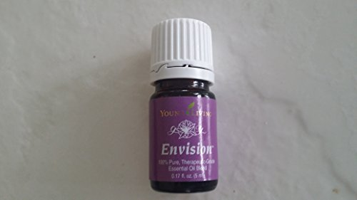 Envision Essential Oils 5 ml by Young Living Kosher Certified New