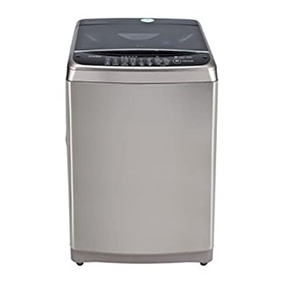 LG T8568TEEL5 Fully-automatic Top-loading Washing Machine (7.5 Kg, Stainless Silver)