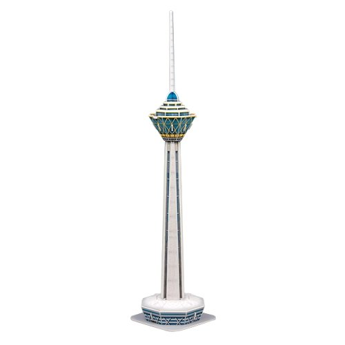 Jigsaw 3D Puzzle Famous Architecture Series - Milad Tower - 1
