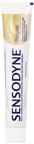 Sensodyne - Complex, Dentifricio con Fluoro -  75 ml