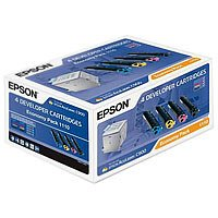 Epson Economy Pack - standard capacity (not high capacity ) For C900