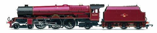 Hornby R2990XS BR Red 4-6-2 'Helena Victoria' Princess Royal Class 00 Gauge DCC Fitted Sound Steam Locomotive