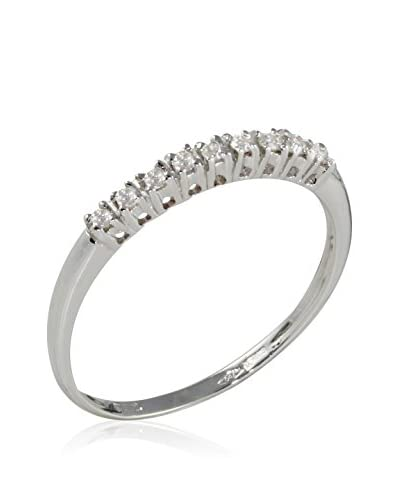 Mayumi Diamonds Anello Oro Bianco 750 [Bianco]