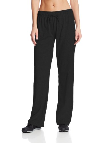 Champion Women's Jersey Pant, Black, XX-Large (The Champion compare prices)