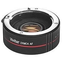Vivitar  2X4P Vivitar 2X4P Auto Focus ConverterTeleconverter Lens