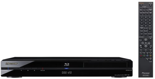 Pioneer BDP-120 - Blu-Ray player, Review Blu-Ray player and