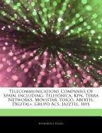 articles-on-telecommunications-companies-of-spain-including-telef-nica-kpn-terra-networks-movistar-y