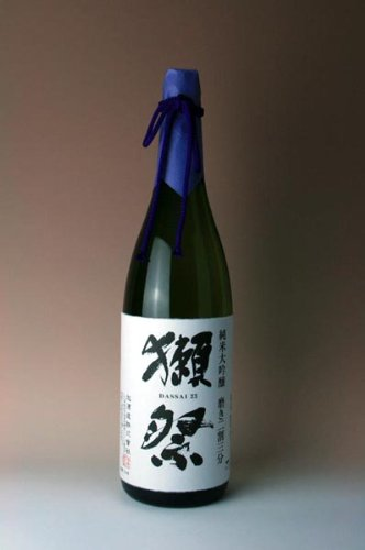 旭酒造 獺祭 (だっさい) 純米大吟醸 磨き 2割3分 1.8L
