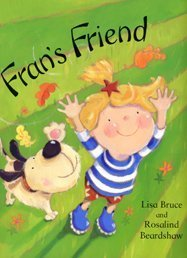 "Cover of ""Fran's Friend"""