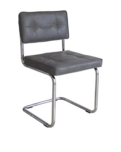 unico stuhl 2er set ruby grau mode fly top mode und styles. Black Bedroom Furniture Sets. Home Design Ideas