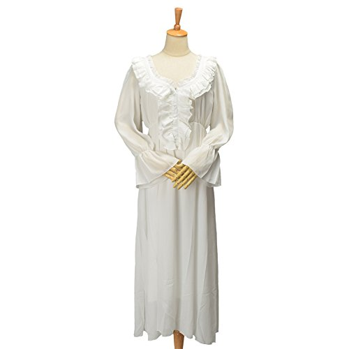 Bless (Victorian Nightgown Costume)