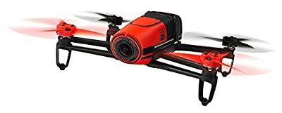 Parrot Bebop Quadcopter Drone with Sky Controller Bundle