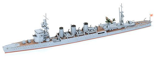 Kinu Light Cruiser 1-700 Tamiya