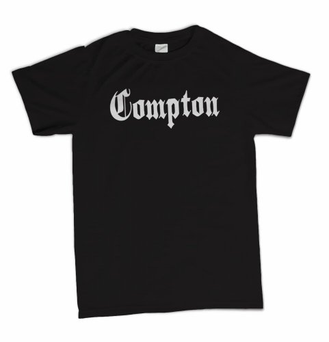 Compton Retro 80'S Hip Hop California Throwback T-Shirt