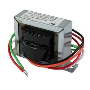 Universal Trane Replacement - 40VA Foot Mount Transformer - 120/208-240 Volt Input - 24 Volt Output (24vac Transformer Hvac compare prices)