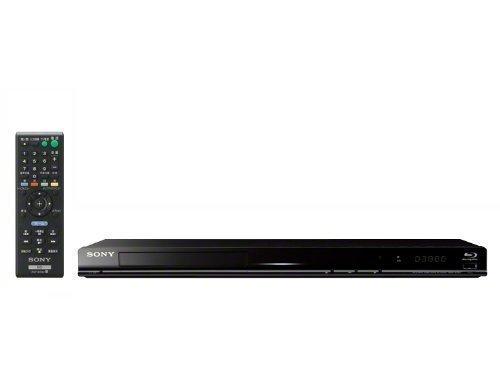 SONY ブルーレイディスク/DVDプレーヤー S380 BDP-S380