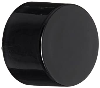 Siemens 52RA1B1 Heavy Duty Actuator Lens Cap, Extended Type, Black