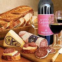 San Francisco 49Er Gift With Parducci Cabernet Sauvignon Wine. 302