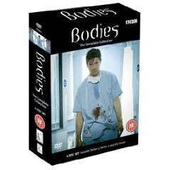 BODIES : Complete Series (BBC) [NON-USA Format / Import / Region 2 / PAL]