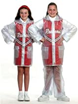 Clear Rain Jacket - Kids - X-Small