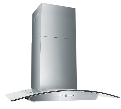 Buy Z Line Zlkz30B Stainless Steel And Glass Range Hood 30 Inch reviews