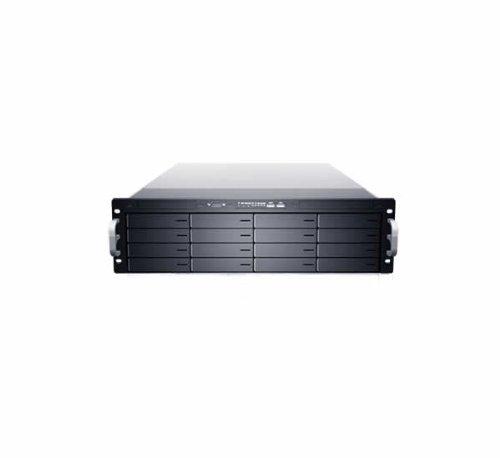Sans Digital EN316W+BXE Black 3U 16 Bay Windows Storage Server 2008 NAS + iSCSI Rackmount with Expansion