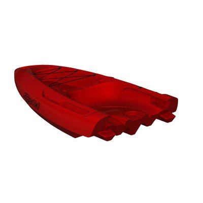 000132011604 Point 65 Red Tequila Back Piece Kayak