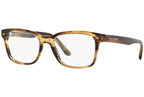 giorgio-armani-brillen-fur-mann-7090-5441-striped-brown-kunststoffgestell-54mm