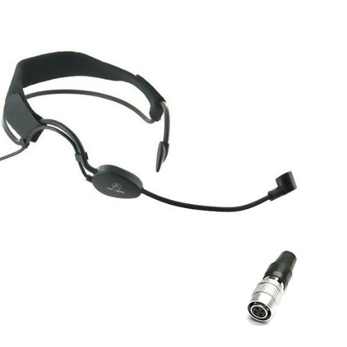 Av-Jefes Cm518H-H4P Headband Headset Microphone For Audio Technica