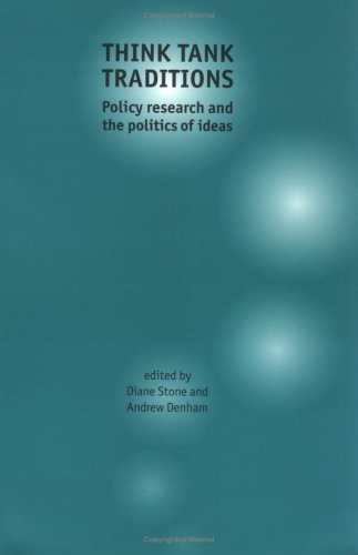 Think Tank Traditions: Policy Analysis Across Nations