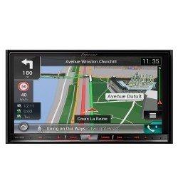 Pioneer-AVIC-F88DAB-Navigationssystem-7-Zoll-Displaystarrer-Monitor-169Kontinent