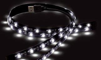 Barkan Mounts L10 Usb Mood Light For Tv 2 X 19.7 In. 50Cm Led Strips, Pack Of 40