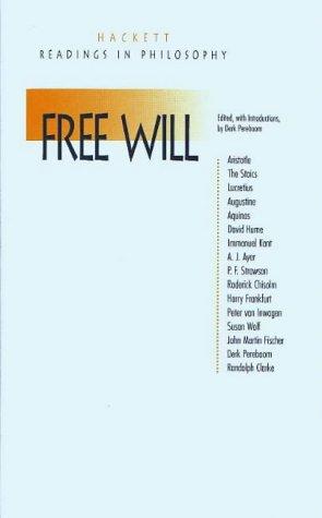 Free Will (Hackett Readings in Philosophy) (Headline)
