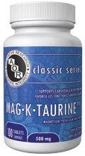 Mag K Taurine (100 Comprimés) (Magnésium