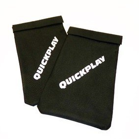 QUICKPLAY Sandbag Set x 2 - Calcio Ancore Goal