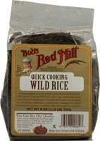 Bob's Red Mill Quick Cooking Wild Rice -- 8 oz