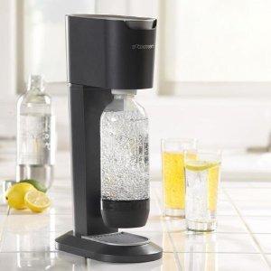SodaStream(ソーダストリーム)SodaMaker ソーダメーカー Genesis (ジェネシス) 並行輸入 黒
