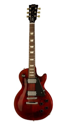 Gibson Les Paul Studio, Wine Red, Chrome Hardware