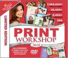 Print Workshop Limited Edition V10