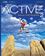 Active Skills for Reading Book 2 - Audio CDs