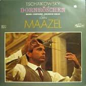 【※CDではありません】チャイコフスキー:眠りの森の美女Op.66(ハイライト)【中古LP】