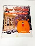Yuletide Yard Monster - Gigantic Christmas Decorative Plastic Bag 52 X 60 Inch - Reindeer Design (1991)