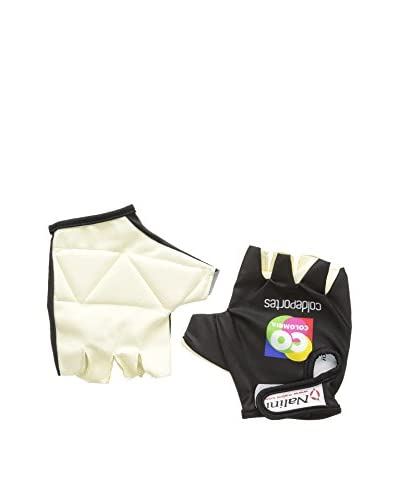 MOA FOR PROFI TEAMS Fingerlose Handschuhe Colombia schwarz
