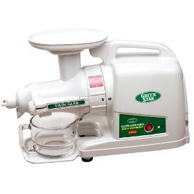 Green Star GP-E1503 Green Power Gold Juicer