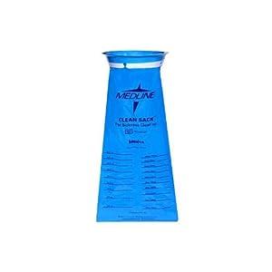 Emesis Bags,Blue - 24 EA