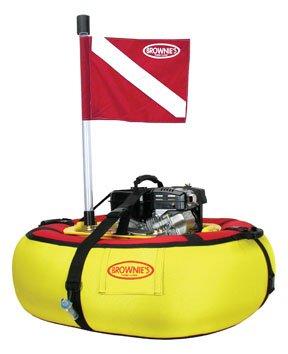 Brownie 39 s third lung f390x scuba diving hookah system - Hookah dive compressor ...