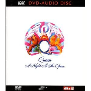 Queen - A Night At The Opera FLAC 24/96 5.1 SURROUND
