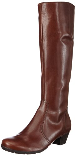 Gabor Shoes Womens Gabor Boots Brown Braun (castagno) Size: 9 (43 EU)