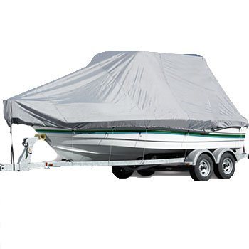 Walk Around hard-top T-Top Fishing Boat Cover Fits 28' 6