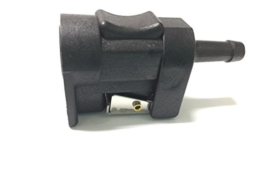 """Fuel Connector Pipe Joint Comp fit Yamaha Outboard 6G1-24305 1/4"""" 6MM 9.9HP 15HP 25HP 30HP"""